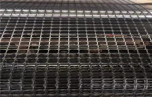 双向拉伸塑料土工格栅材料势